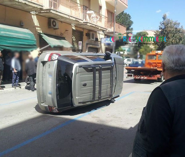 Incidente Angri