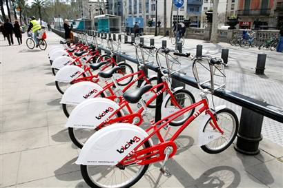 bike sharing ad Angri