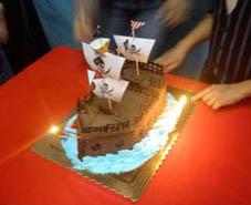 Letto A Forma Di Nave Pirata : Camerette per bambini ecco idee da favola nostrofiglio