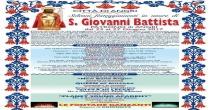 Angri: Il Programma della Festa di San Giovanni Battista 2017