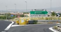 Autostrada A3 NAPOLI - SALERNO, chiusura notturna Pompei-Scafati-Angri