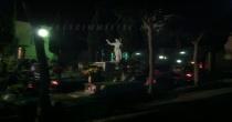 Angri: cimitero aperto anche di notte tra l'1 e il 2 novembre