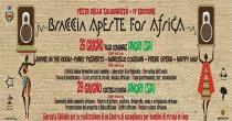 Angri: due giorni di solidarieta' con braccia aperte per l'Africa, 26 e 28 Giugno
