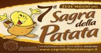 Angri 23 e 24 maggio 2015: 7^ Edizione della Sagra della Patata