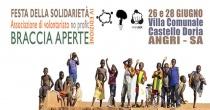 Angri: Festa della Solidarieta' - IV Edizione 26 e 28 Giugno