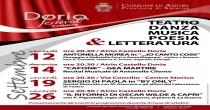 Angri Doria Festival V Edizione: il programma di settembre
