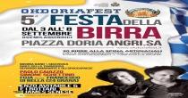 Angri: dal 3 all'8 settembre Okdoriafest 2015 la V Edizione della Festa della Birra