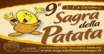 Angri: dal 2 al 4 giugno 2017 la 9^ Edizione della Sagra della Patata