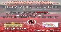 Angri 30 Dicembre ore 21:00 serata Grigiorossa di solidarieta'