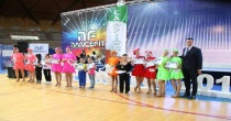 Dancefit tour: Rosso Latino Team sbarca ad Eboli ed infiamma il Palasele