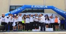 Prima Maratona di Pagani: l'Angri Runner conquista il Terzo Posto