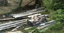 via Ponte Aiello discarica a cielo aperto: la denuncia di Avanguardia Angri