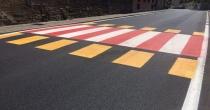 Sicurezza stradale: attraversamenti pedonali a raso e limite di velocita'